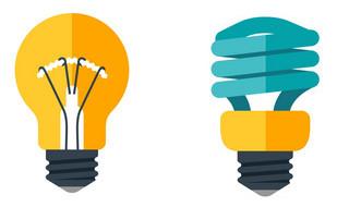 Экономия электроэнергии на предприятии за счет повышения КПД осветительных приборов